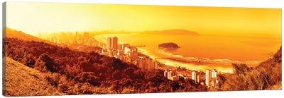 Santos Brazil Canvas Art Print
