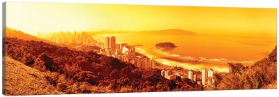 Santos Brazil Canvas Art Print