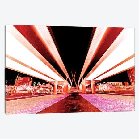 Sao Paulo Bridge I Canvas Print #GLM527} by Glauco Meneghelli Canvas Print