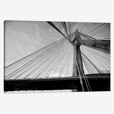 Sao Paulo Bridge II Canvas Print #GLM528} by Glauco Meneghelli Canvas Artwork