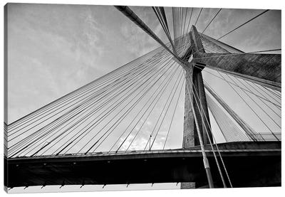 Sao Paulo Bridge II Canvas Art Print
