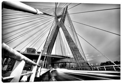 Sao Paulo Bridge III Canvas Art Print