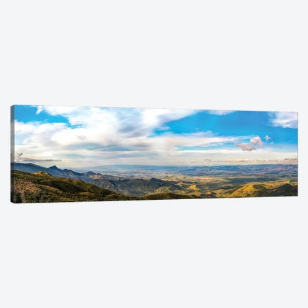 Cloudscape Big Panorama II Canvas Print #GLM543} by Glauco Meneghelli Canvas Wall Art