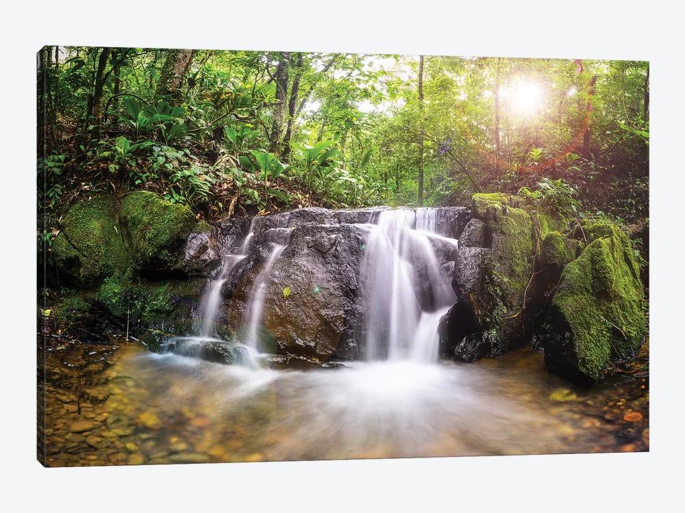 Waterfall I by Glauco Meneghelli 1-piece Canvas Artwork