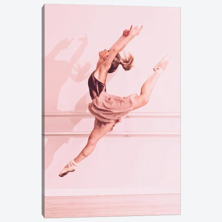 Bailarina #2 Canvas Print #GLM587} by Glauco Meneghelli Art Print