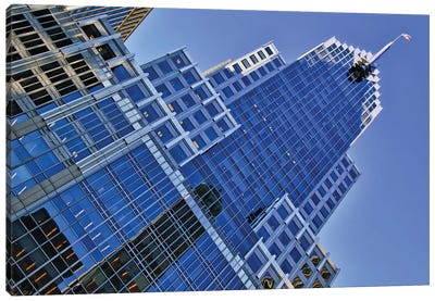 Big Building - New York Canvas Art Print