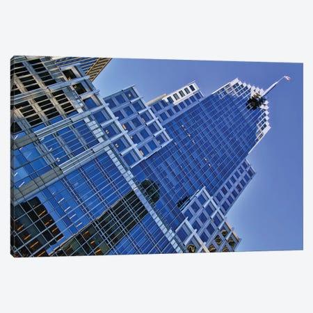 Big Building - New York Canvas Print #GLM9} by Glauco Meneghelli Canvas Print