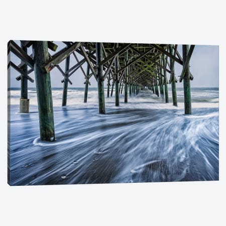 The Rushing Tide III Canvas Print #GLT18} by Glenn Taylor Canvas Wall Art