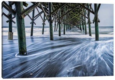 The Rushing Tide III Canvas Art Print