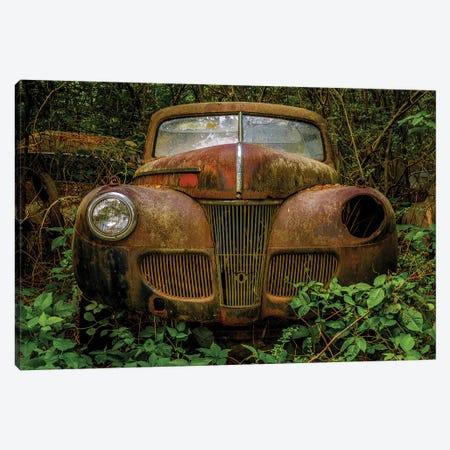 Old Bessy I Canvas Print #GLT9} by Glenn Taylor Canvas Art Print
