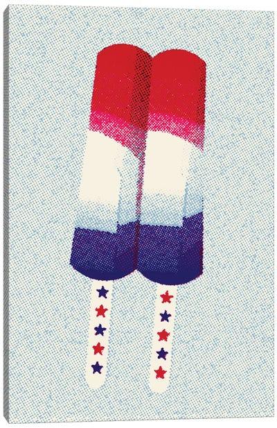 Patriot Pop Canvas Art Print