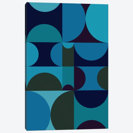 Radia II Canvas Print #GMA12} by Greg Mably Canvas Art