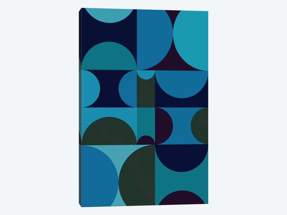 Radia II by Greg Mably 1-piece Canvas Art