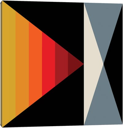Angles I Canvas Art Print