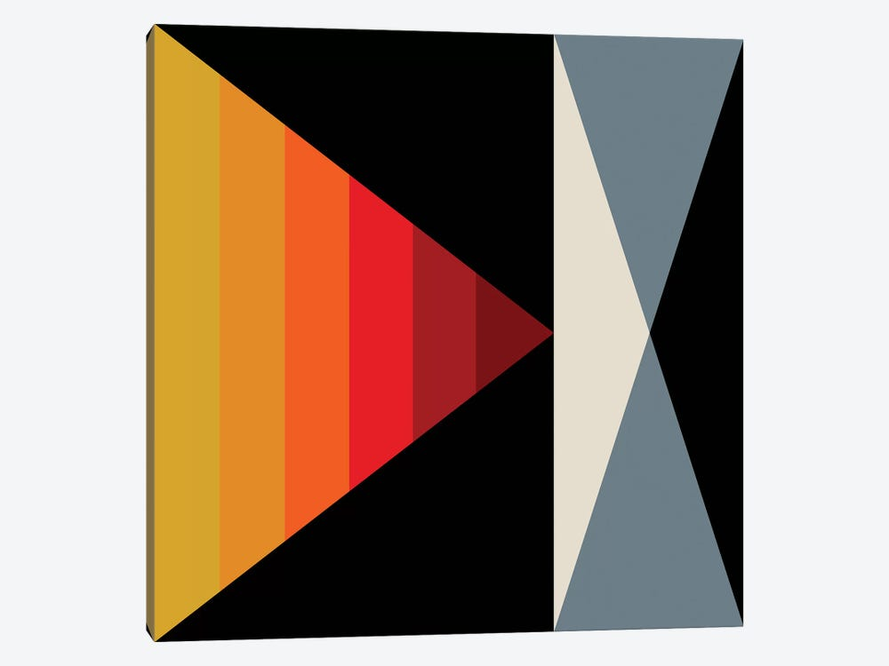 Angles I by Greg Mably 1-piece Canvas Artwork