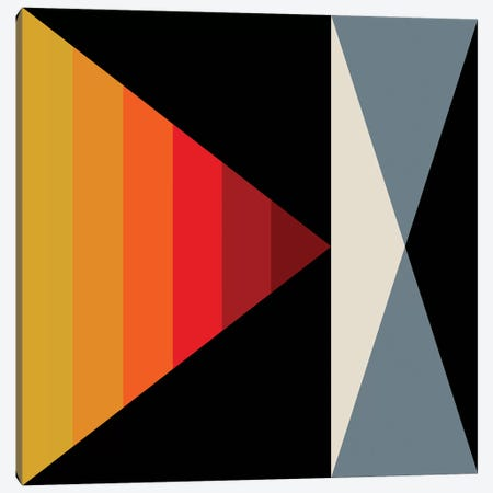 Angles I Canvas Print #GMA16} by Greg Mably Canvas Print
