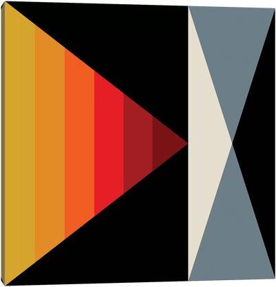 Angles I Canvas Art Print