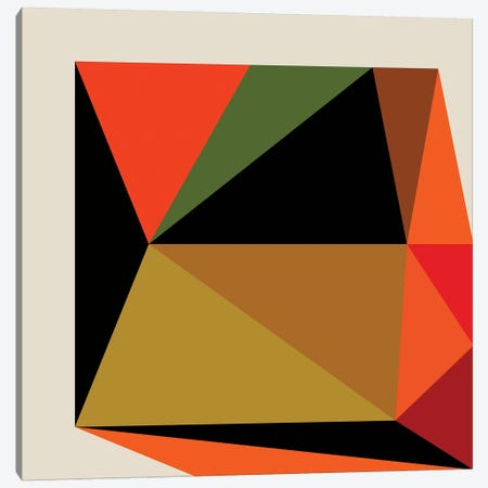 Angles II Canvas Print #GMA17} by Greg Mably Canvas Print