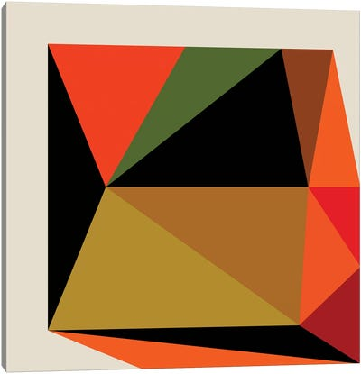 Angles II Canvas Art Print