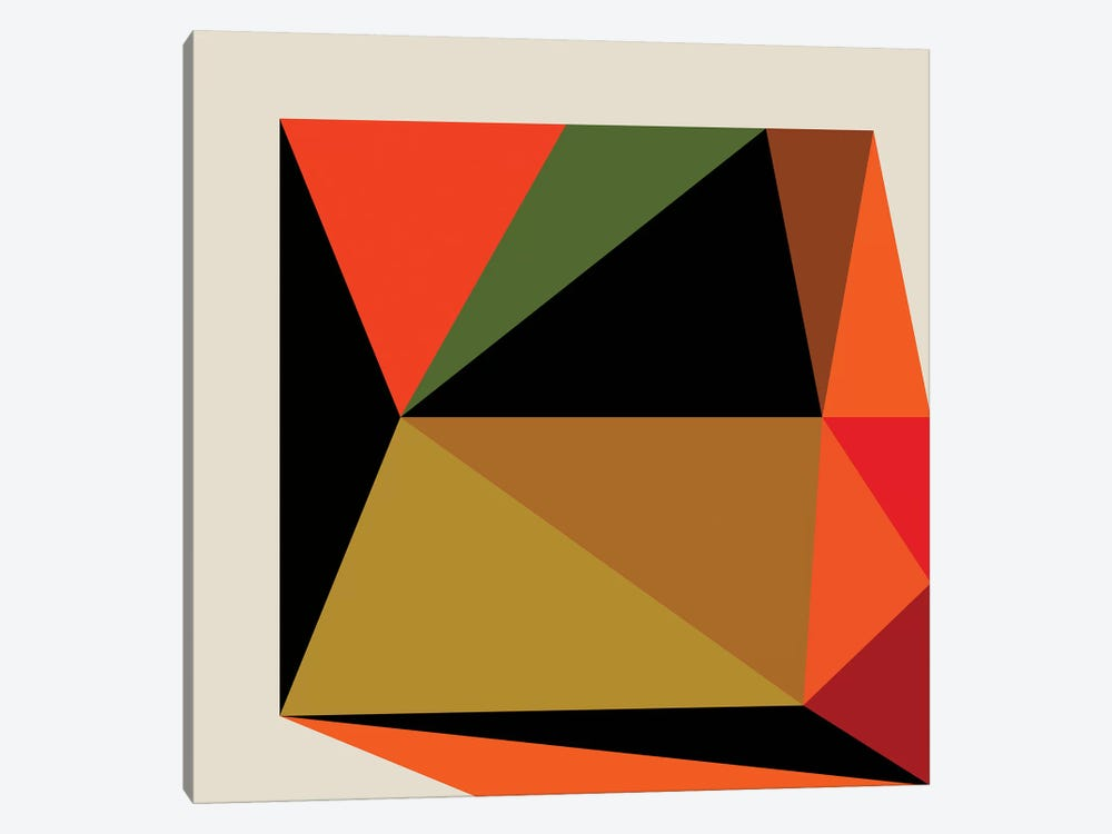 Angles II by Greg Mably 1-piece Canvas Print
