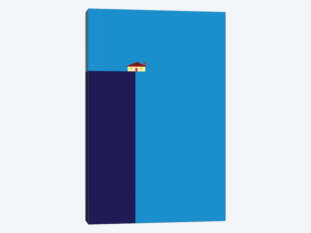 Cliff by Greg Mably 1-piece Canvas Print