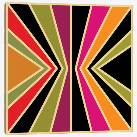 Converge I Canvas Print #GMA20} by Greg Mably Canvas Art Print