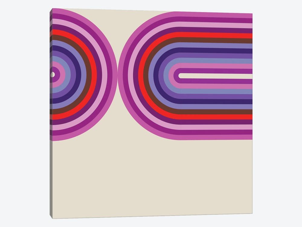 Flow Candy III by Greg Mably 1-piece Art Print