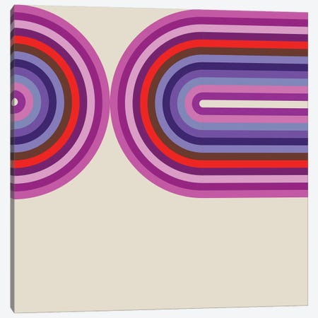 Flow Candy III Canvas Print #GMA26} by Greg Mably Canvas Artwork