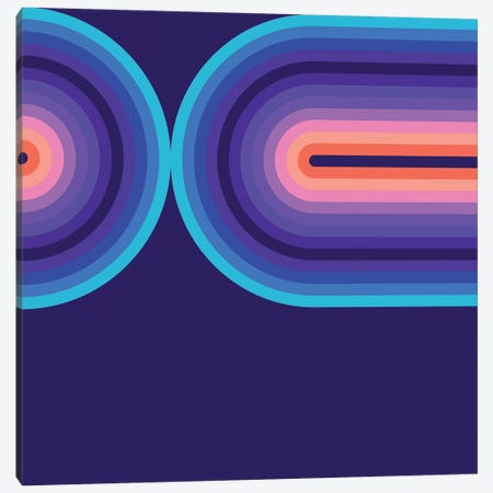 Flow Cool III Canvas Print #GMA29} by Greg Mably Art Print