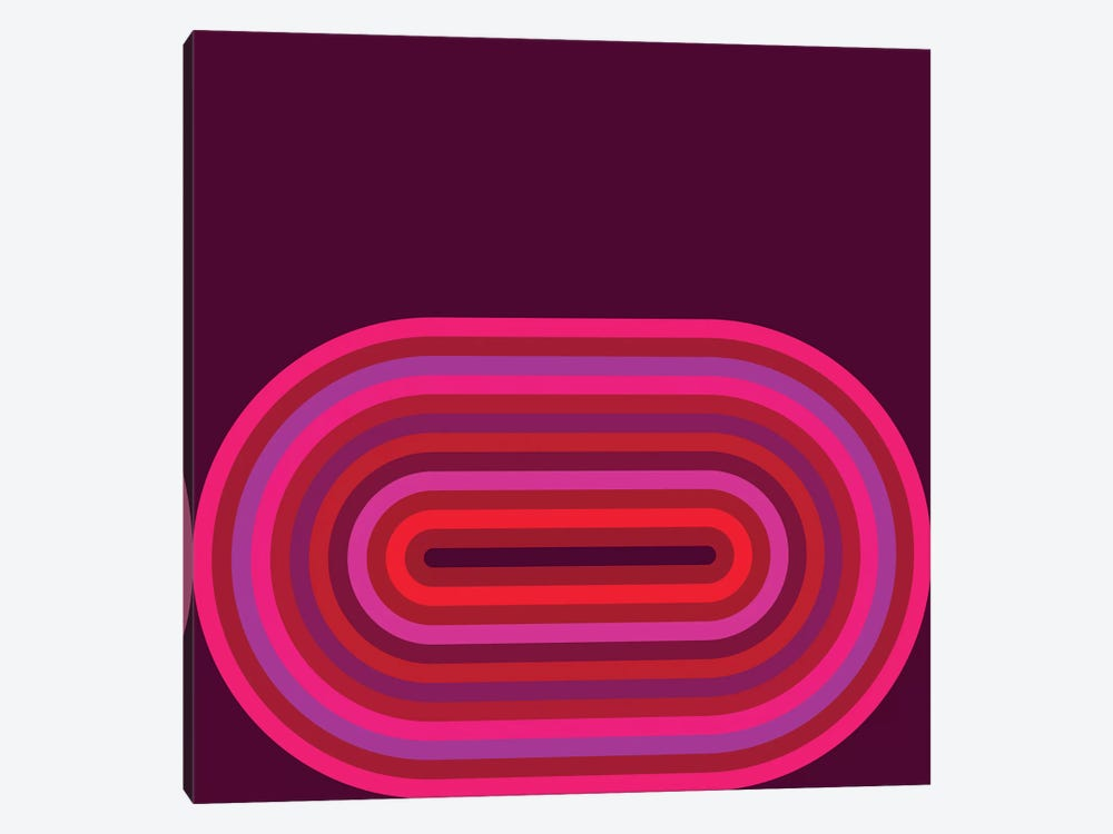 Flow Hot II by Greg Mably 1-piece Canvas Wall Art