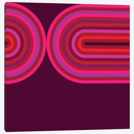 Flow Hot III Canvas Print #GMA35} by Greg Mably Canvas Art Print