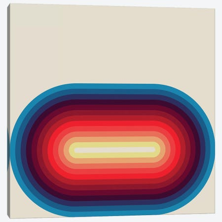 Flow Light II Canvas Print #GMA37} by Greg Mably Canvas Print