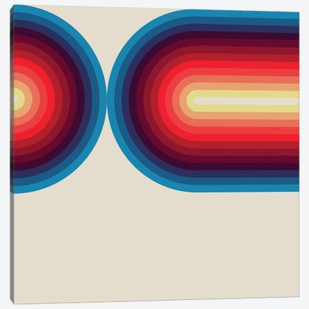 Flow Light III Canvas Print #GMA38} by Greg Mably Canvas Wall Art