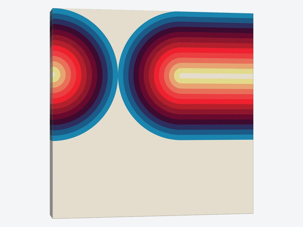 Flow Light III by Greg Mably 1-piece Canvas Art