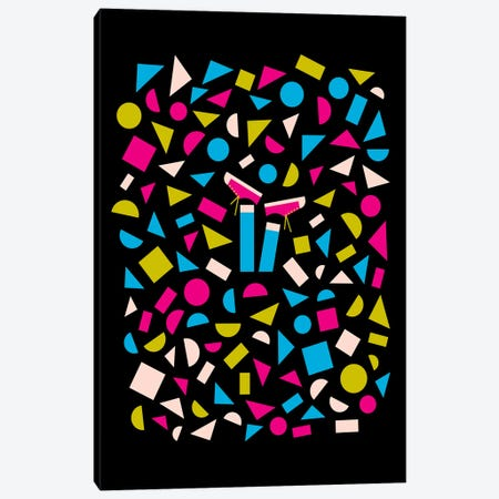 Headfirst Canvas Print #GMA44} by Greg Mably Canvas Artwork