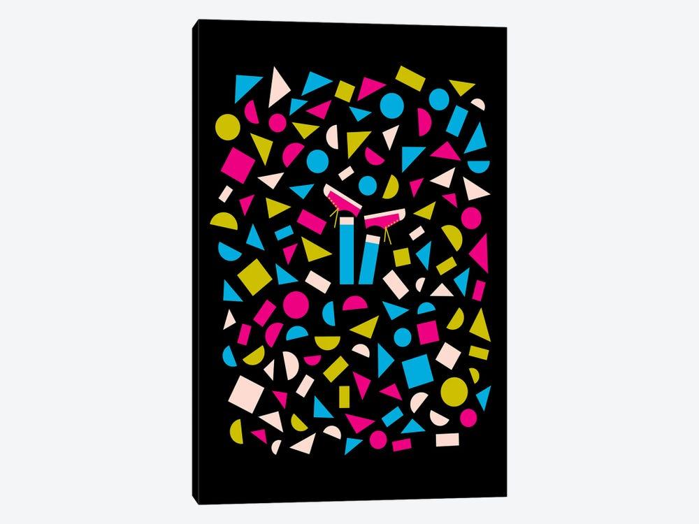 Headfirst by Greg Mably 1-piece Canvas Art Print
