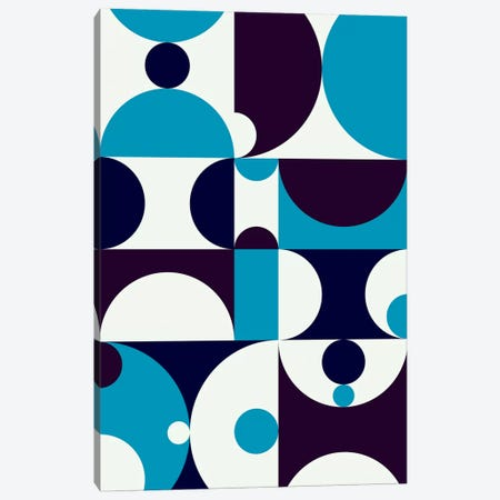 Radia I Canvas Print #GMA48} by Greg Mably Canvas Art Print