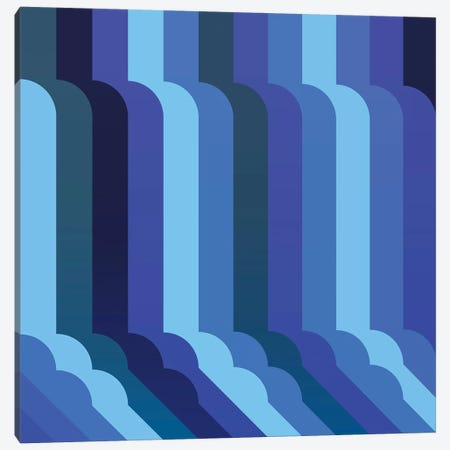 Waterfall Canvas Print #GMA57} by Greg Mably Canvas Print