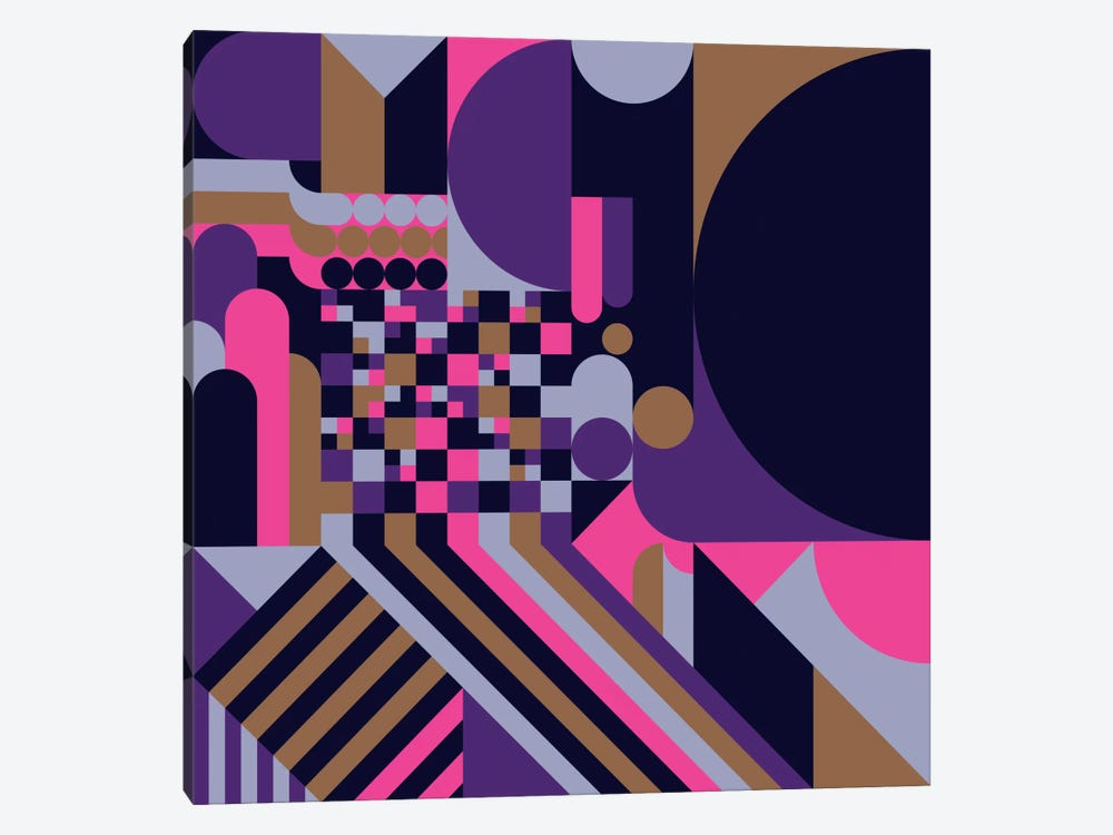 Arcade by Greg Mably 1-piece Art Print