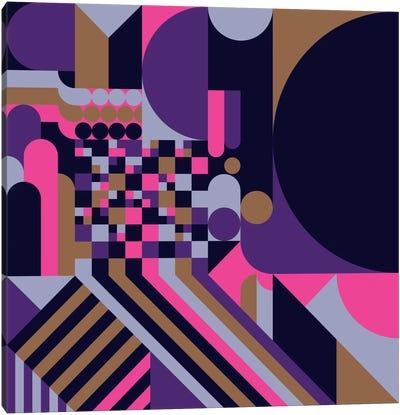 Arcade Canvas Art Print