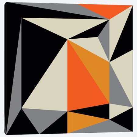 Angles III Canvas Print #GMA5} by Greg Mably Art Print