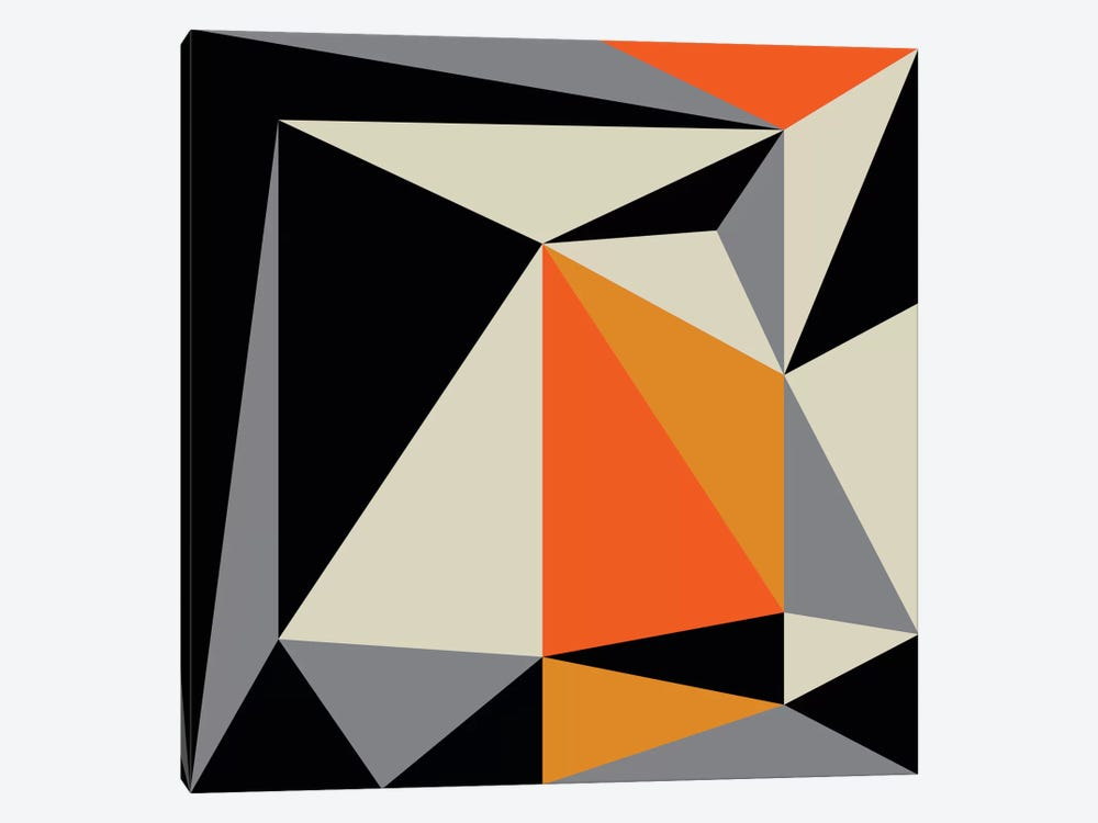 Angles III by Greg Mably 1-piece Canvas Art
