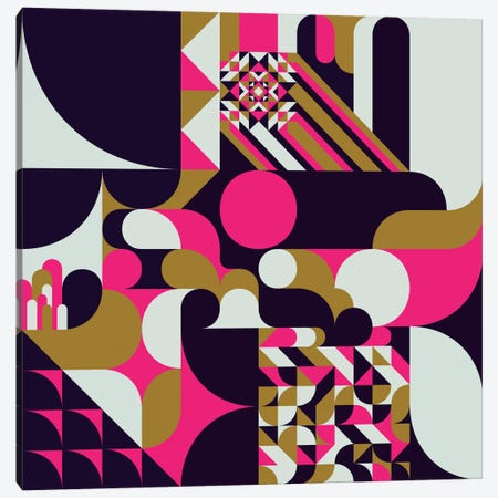 Baroque I Canvas Print #GMA60} by Greg Mably Canvas Print