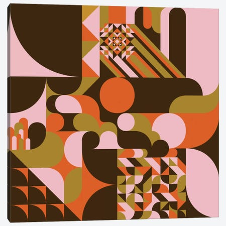 Baroque II Canvas Print #GMA61} by Greg Mably Art Print