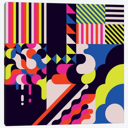 Candy Canvas Print #GMA63} by Greg Mably Canvas Art Print