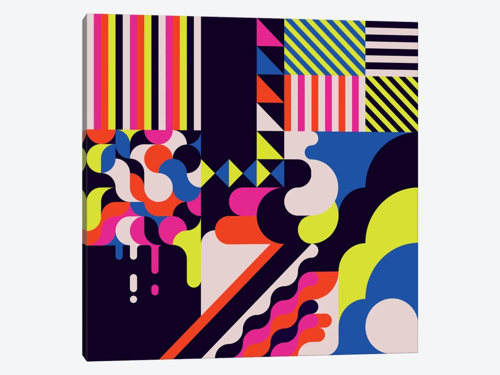 Candy by Greg Mably 1-piece Canvas Art