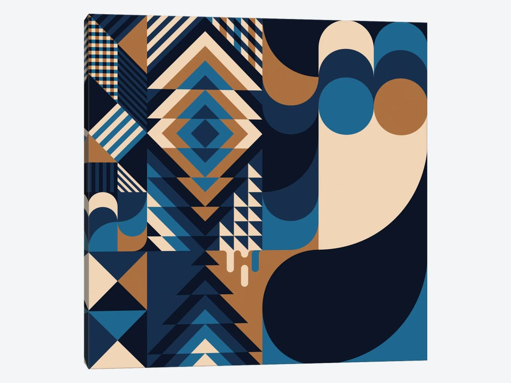 Diamond by Greg Mably 1-piece Canvas Artwork