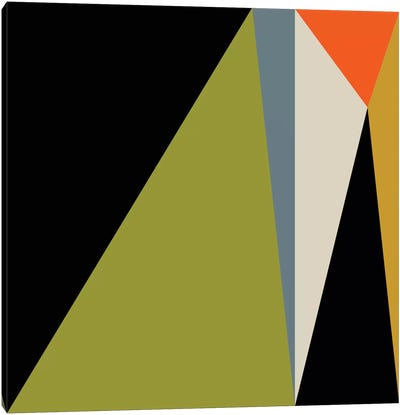 Angles IV Canvas Art Print