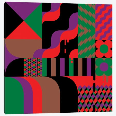 Incense Canvas Print #GMA72} by Greg Mably Canvas Art