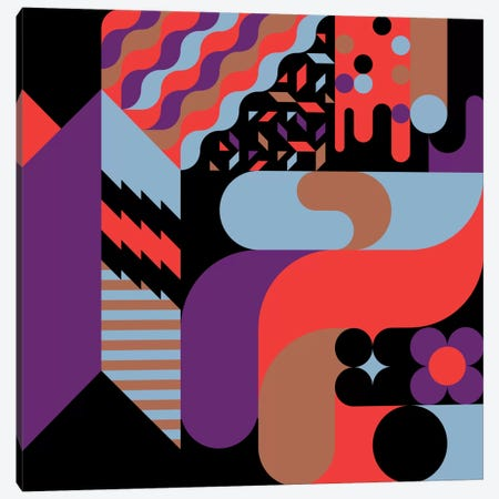 Note Canvas Print #GMA74} by Greg Mably Canvas Print